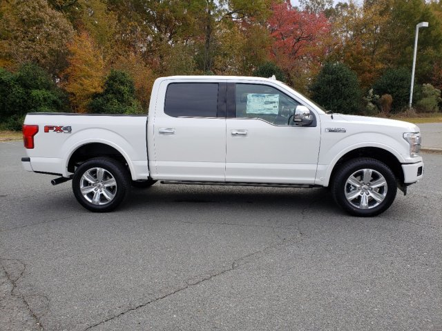 2020 F-150 SuperCrew Cab 4x4, Pickup #T207022 - photo 4