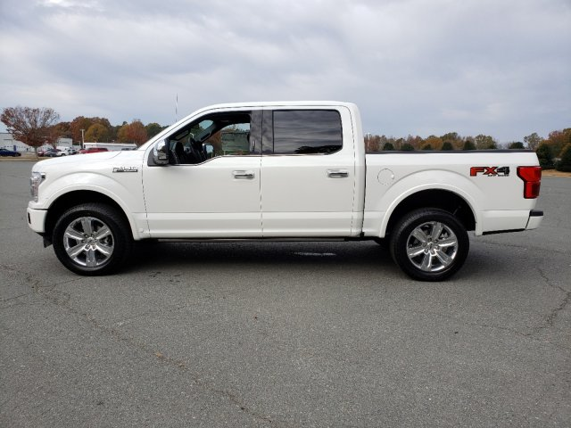 2020 F-150 SuperCrew Cab 4x4, Pickup #T207022 - photo 7
