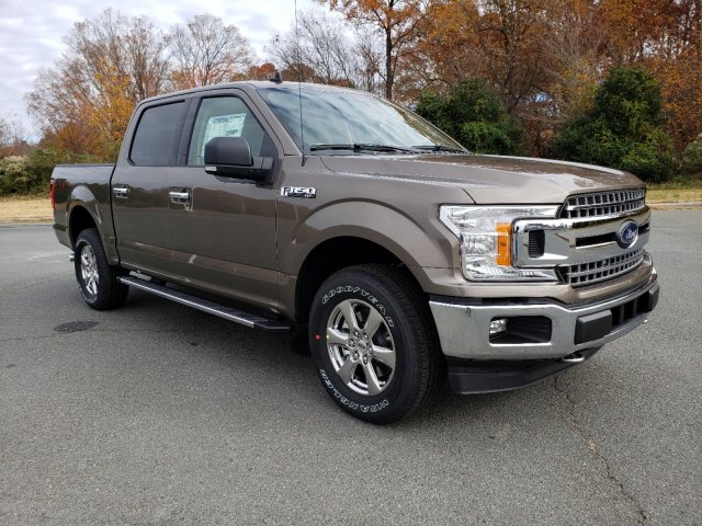 2020 F-150 SuperCrew Cab 4x4, Pickup #T207031 - photo 3