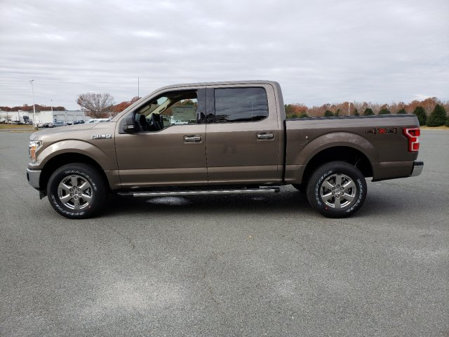 2020 F-150 SuperCrew Cab 4x4, Pickup #T207031 - photo 7