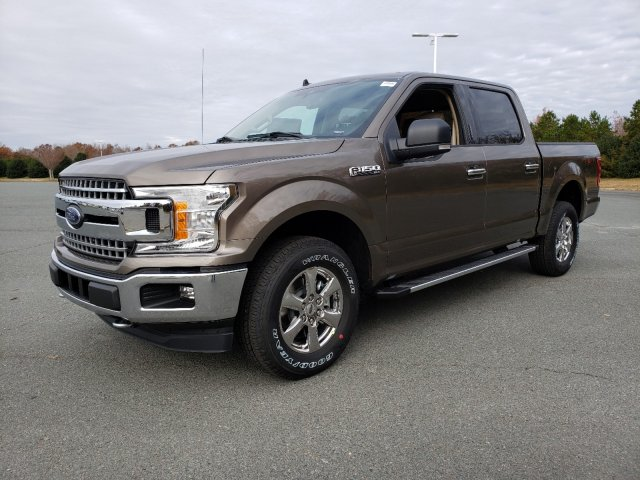 2020 F-150 SuperCrew Cab 4x4, Pickup #T207031 - photo 1