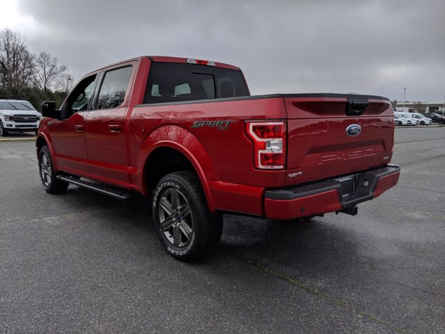 2020 Ford F-150 SuperCrew Cab 4x4, Pickup #T207034 - photo 2