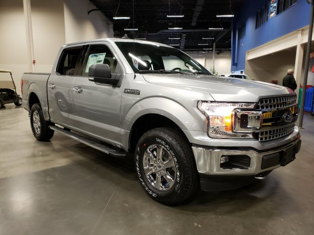 2020 F-150 SuperCrew Cab 4x4, Pickup #T207036 - photo 3