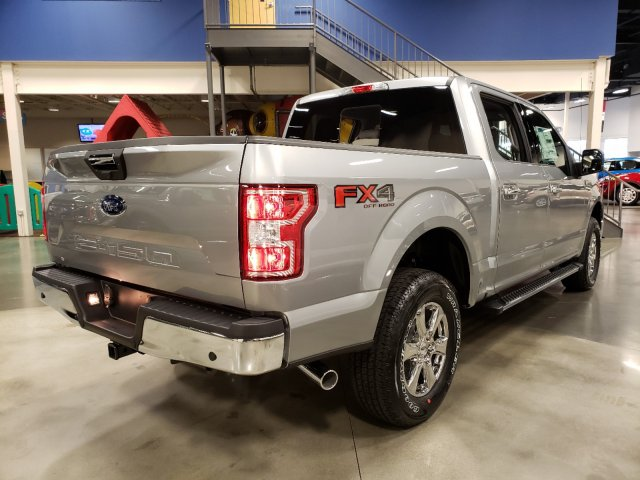 2020 F-150 SuperCrew Cab 4x4, Pickup #T207036 - photo 4