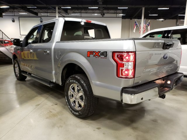 2020 F-150 SuperCrew Cab 4x4, Pickup #T207036 - photo 2