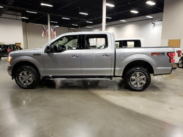 2020 F-150 SuperCrew Cab 4x4, Pickup #T207036 - photo 6