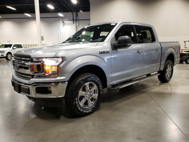 2020 F-150 SuperCrew Cab 4x4, Pickup #T207036 - photo 1