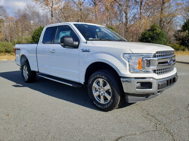 2020 F-150 Super Cab 4x4, Pickup #T207038 - photo 3