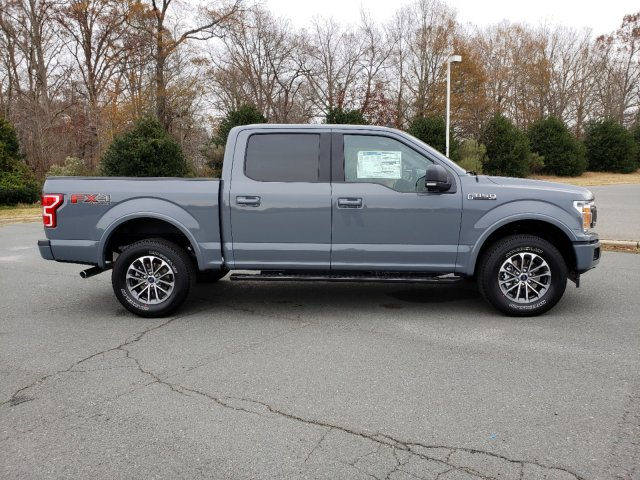 2020 F-150 SuperCrew Cab 4x4, Pickup #T207041 - photo 4