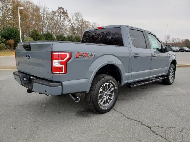 2020 F-150 SuperCrew Cab 4x4, Pickup #T207041 - photo 5
