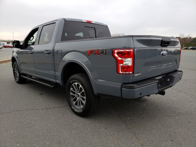 2020 F-150 SuperCrew Cab 4x4, Pickup #T207041 - photo 2