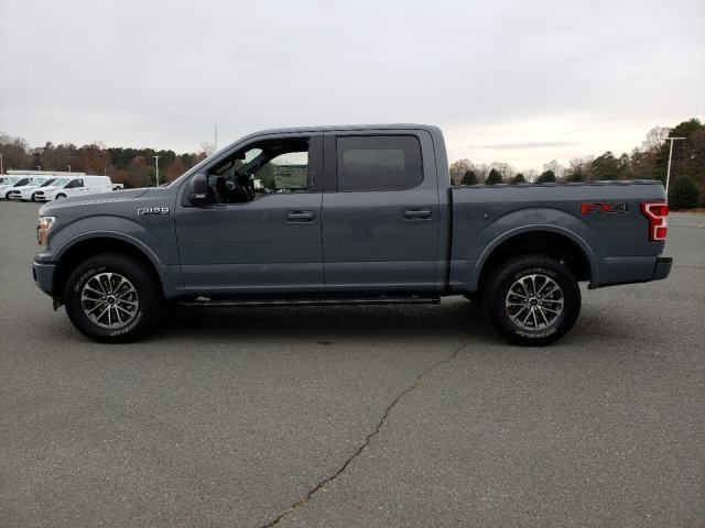 2020 F-150 SuperCrew Cab 4x4, Pickup #T207041 - photo 7