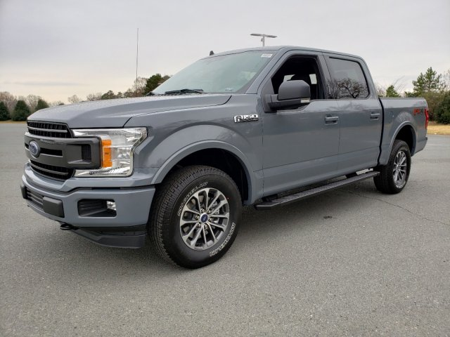 2020 F-150 SuperCrew Cab 4x4, Pickup #T207041 - photo 1