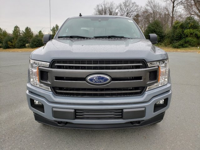 2020 F-150 SuperCrew Cab 4x4, Pickup #T207041 - photo 8