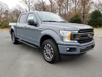 2020 F-150 SuperCrew Cab 4x4, Pickup #T207041 - photo 3