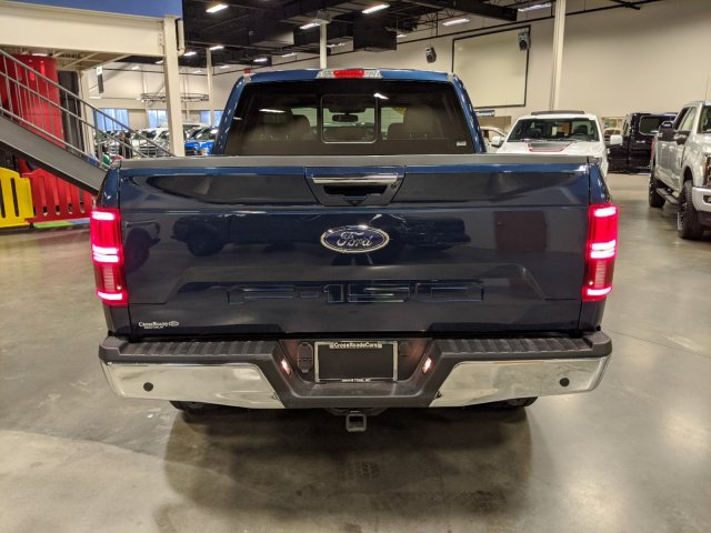 2020 F-150 SuperCrew Cab 4x4, Pickup #T207052 - photo 6