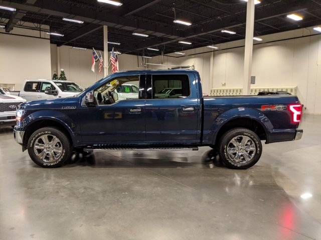 2020 F-150 SuperCrew Cab 4x4, Pickup #T207052 - photo 7