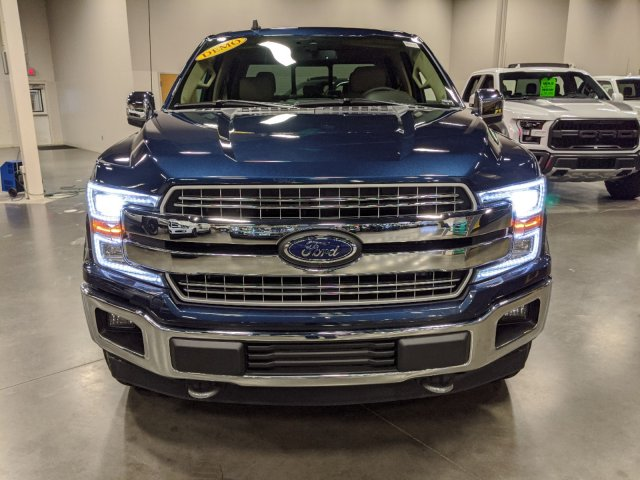 2020 F-150 SuperCrew Cab 4x4, Pickup #T207052 - photo 8