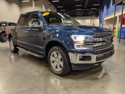 2020 F-150 SuperCrew Cab 4x4, Pickup #T207052 - photo 3