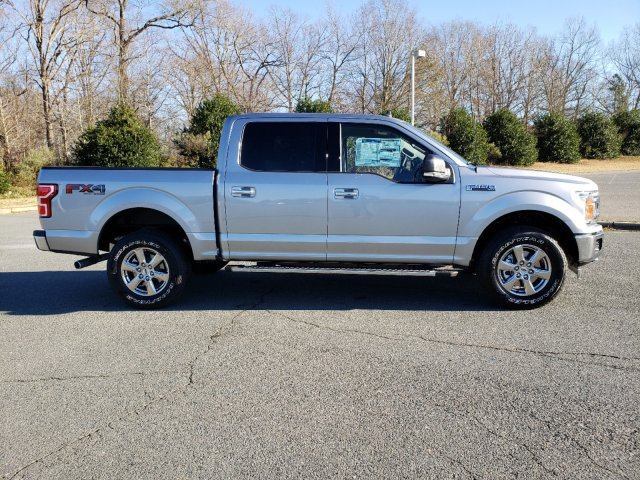2020 Ford F-150 SuperCrew Cab 4x4, Pickup #T207056 - photo 4
