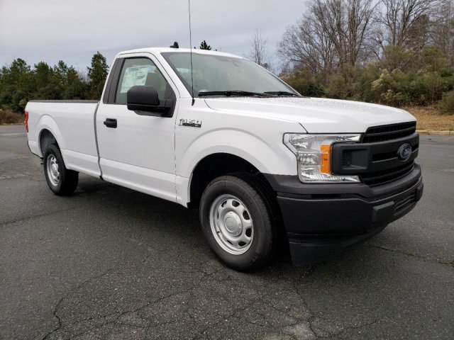 2020 F-150 Regular Cab 4x2, Pickup #T207067 - photo 3