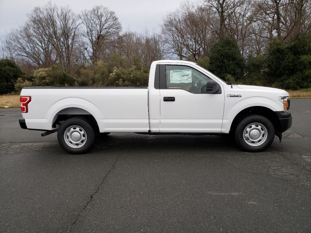 2020 F-150 Regular Cab 4x2, Pickup #T207067 - photo 4