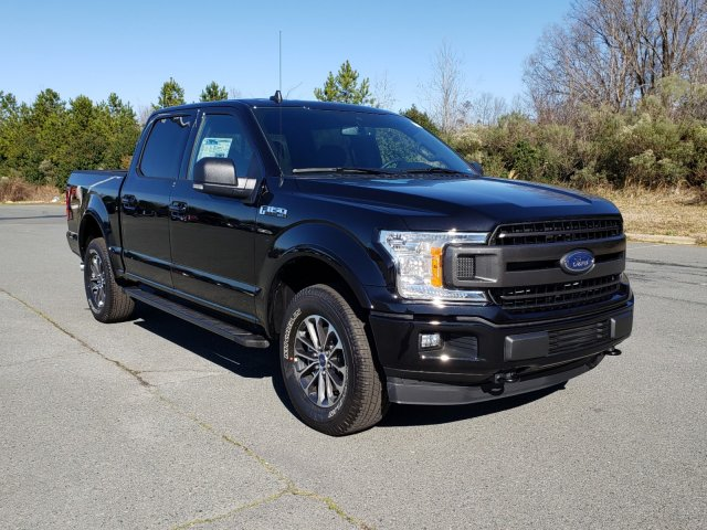 2020 F-150 SuperCrew Cab 4x4, Pickup #T207071 - photo 1