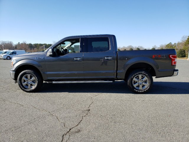 2020 Ford F-150 SuperCrew Cab 4x4, Pickup #T207073 - photo 7