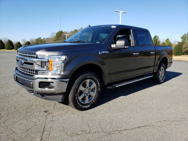2020 Ford F-150 SuperCrew Cab 4x4, Pickup #T207073 - photo 1