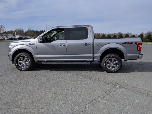 2020 F-150 SuperCrew Cab 4x4, Pickup #T207077 - photo 7