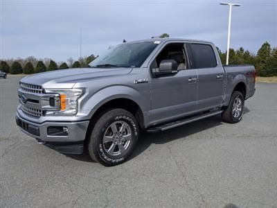 2020 F-150 SuperCrew Cab 4x4, Pickup #T207077 - photo 1