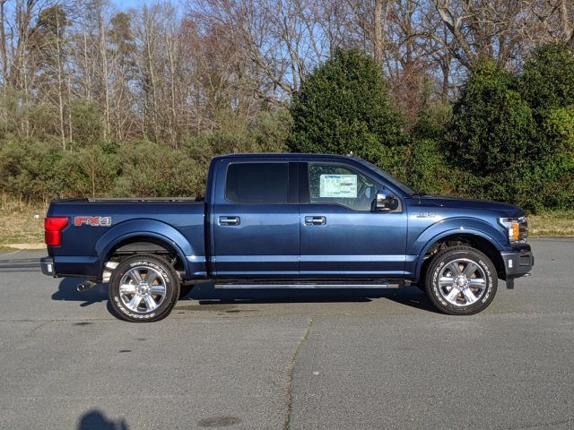 2020 F-150 SuperCrew Cab 4x4, Pickup #T207078 - photo 5