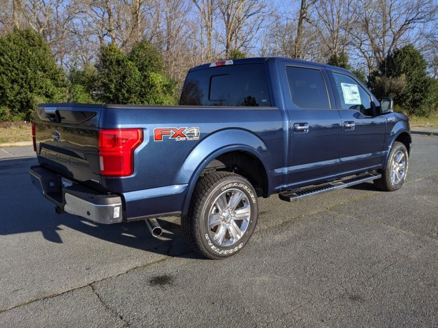 2020 F-150 SuperCrew Cab 4x4, Pickup #T207078 - photo 4