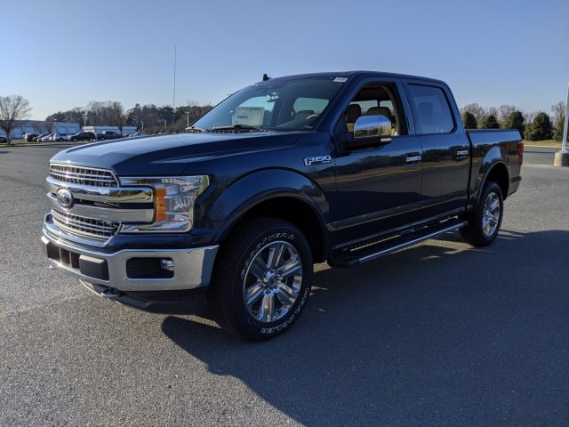 2020 Ford F-150 SuperCrew Cab 4x4, Pickup #T207078 - photo 1