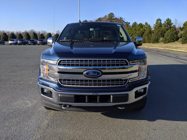 2020 F-150 SuperCrew Cab 4x4, Pickup #T207078 - photo 8