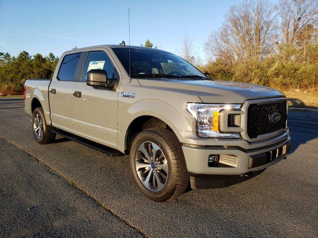 2020 Ford F-150 SuperCrew Cab 4x4, Pickup #T207094 - photo 3