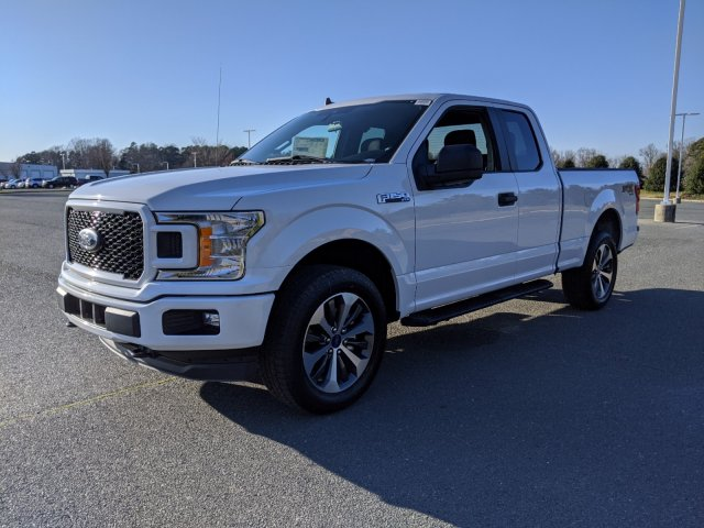 2020 F-150 Super Cab 4x4, Pickup #T207103 - photo 1