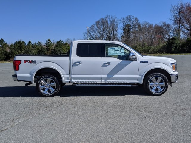 2020 F-150 SuperCrew Cab 4x4, Pickup #T207106 - photo 4