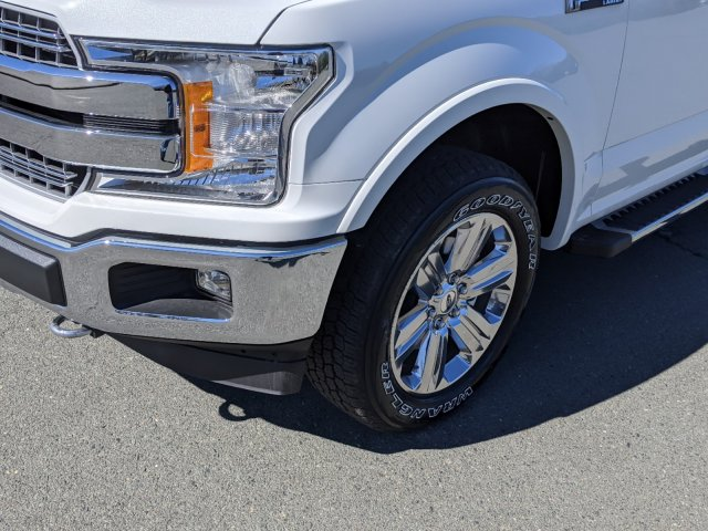 2020 F-150 SuperCrew Cab 4x4, Pickup #T207106 - photo 9