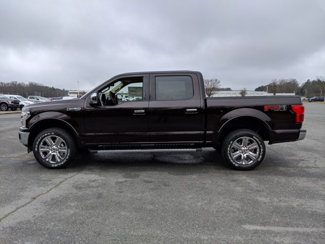 2020 F-150 SuperCrew Cab 4x4, Pickup #T207109 - photo 7