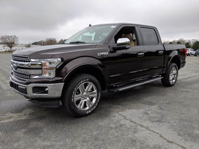 2020 F-150 SuperCrew Cab 4x4, Pickup #T207109 - photo 1