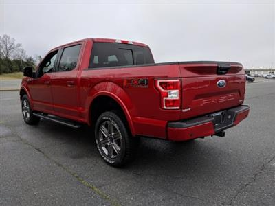 2020 F-150 SuperCrew Cab 4x4, Pickup #T207112 - photo 2