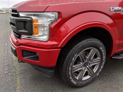 2020 F-150 SuperCrew Cab 4x4, Pickup #T207112 - photo 9