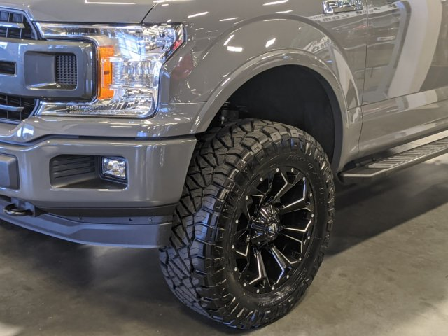 2020 F-150 SuperCrew Cab 4x4, Pickup #T207115 - photo 7