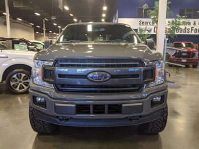 2020 F-150 SuperCrew Cab 4x4, Pickup #T207115 - photo 2