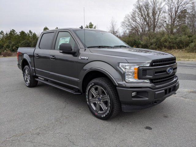 2020 F-150 SuperCrew Cab 4x4, Pickup #T207117 - photo 3