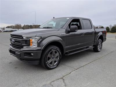 2020 F-150 SuperCrew Cab 4x4, Pickup #T207117 - photo 1