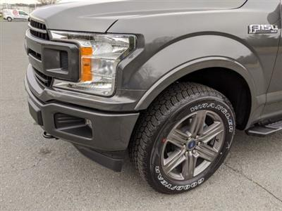 2020 F-150 SuperCrew Cab 4x4, Pickup #T207117 - photo 9