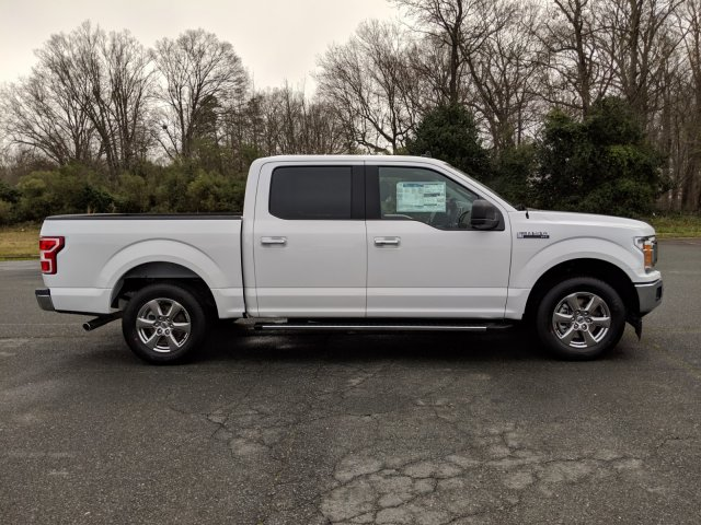 2020 Ford F-150 SuperCrew Cab 4x2, Pickup #T207122 - photo 4