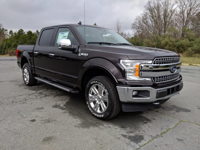 2020 F-150 SuperCrew Cab 4x4, Pickup #T207124 - photo 3